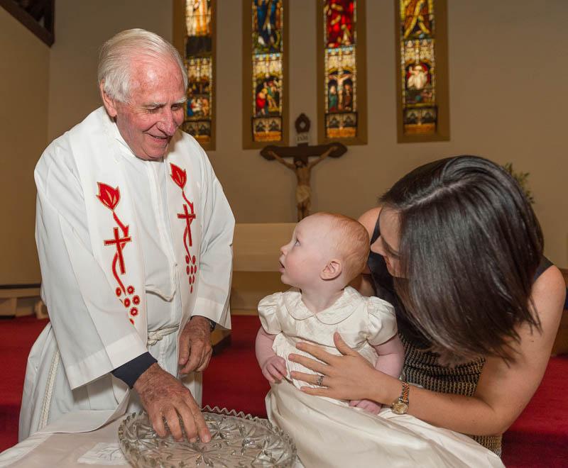 Baptism at St Francis Xavier Church-3