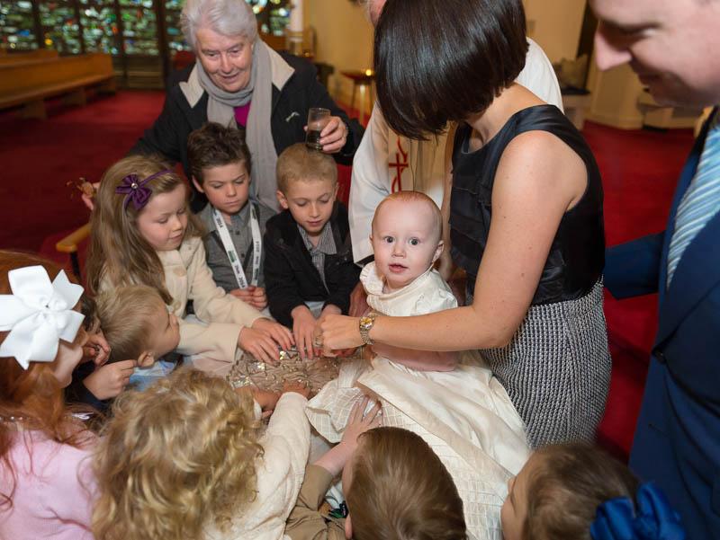 Baptism at St Francis Xavier Church-4