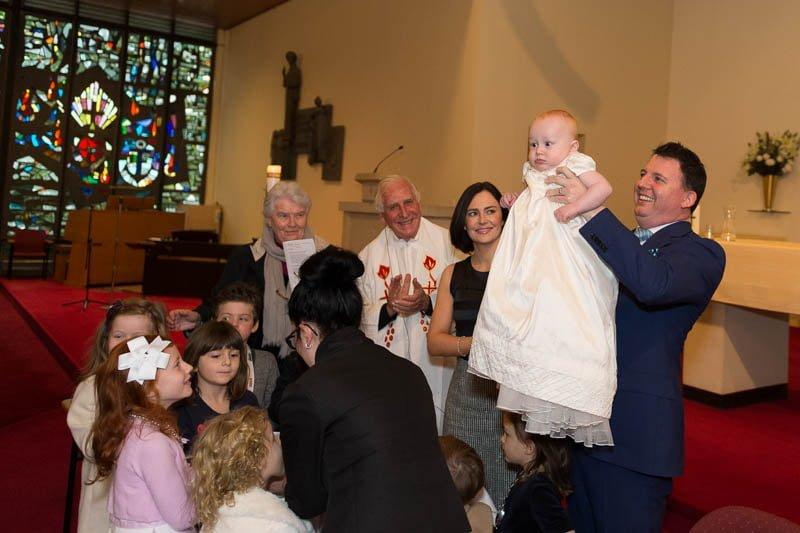 Baptism at St Francis Xavier Church-7