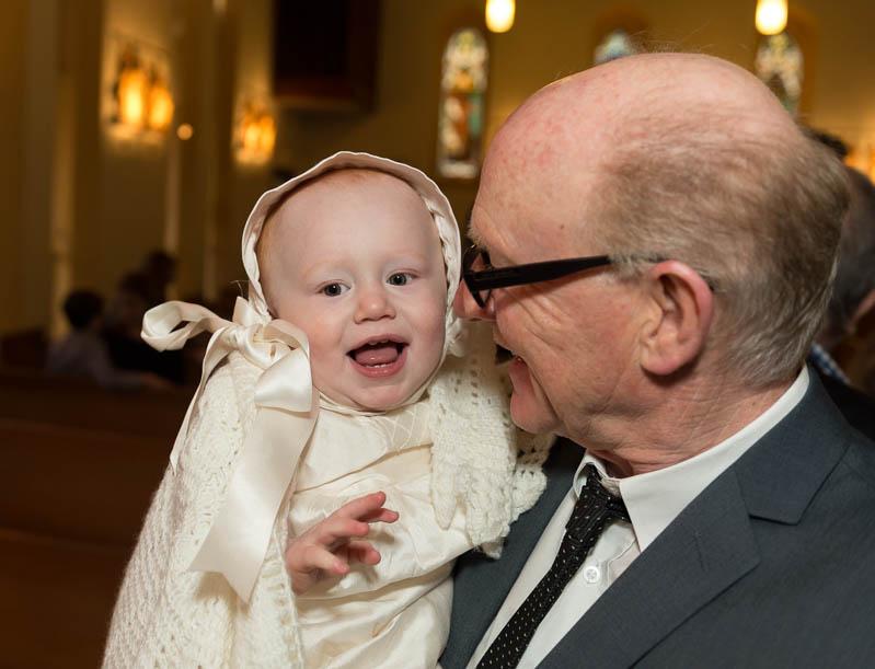 Baptism at St Francis Xavier Church-8