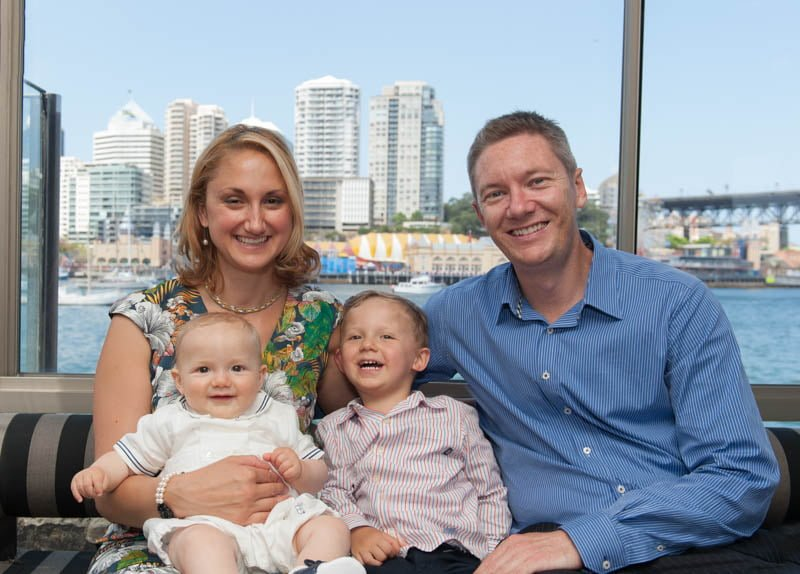 Milsons Point christening function
