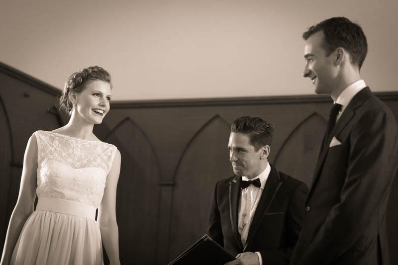 Paddington wedding
