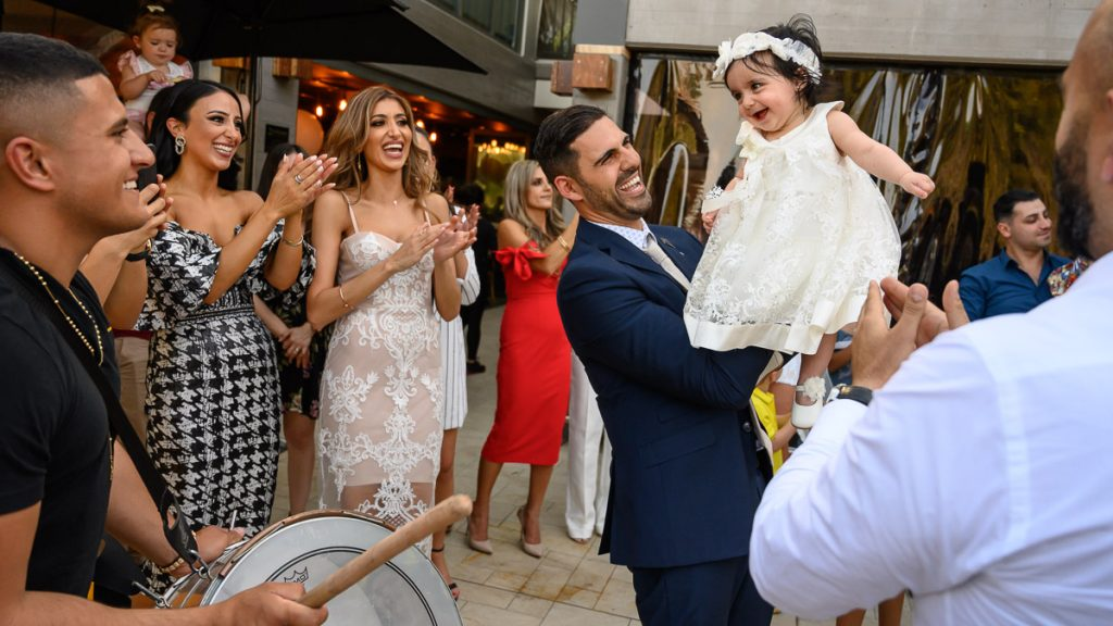 Maronite Christening Sydney